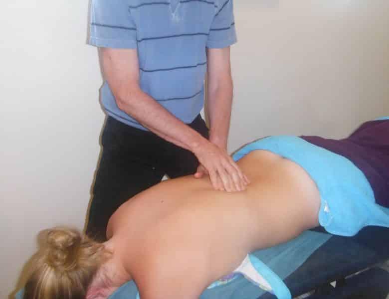 L'équipement du masseur à domicile