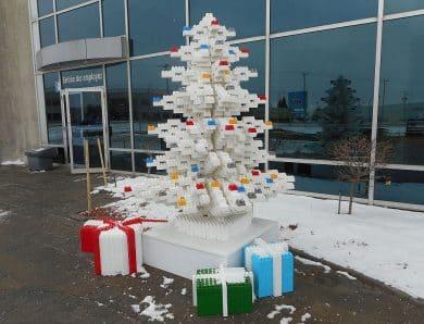 Arbre de Noël d'entreprise: comment réussir son organisation?