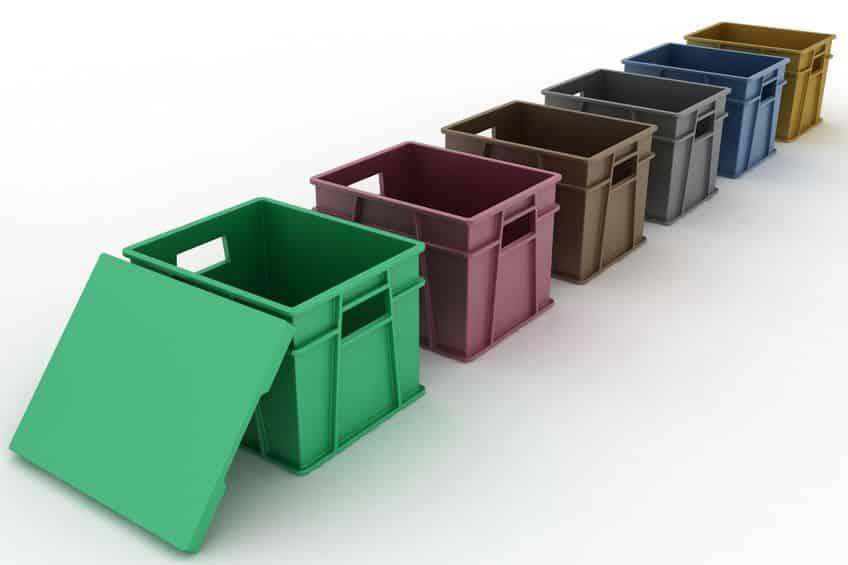 Pourquoi opter pour le bac plastique comme solution de manutention?